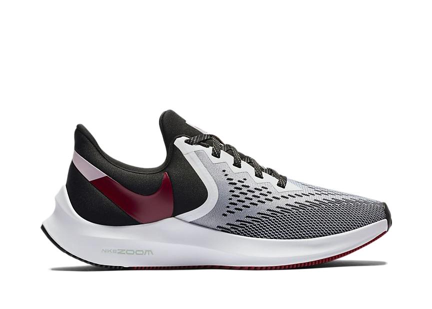 Nike Air Zoom Winflo 6 White (W