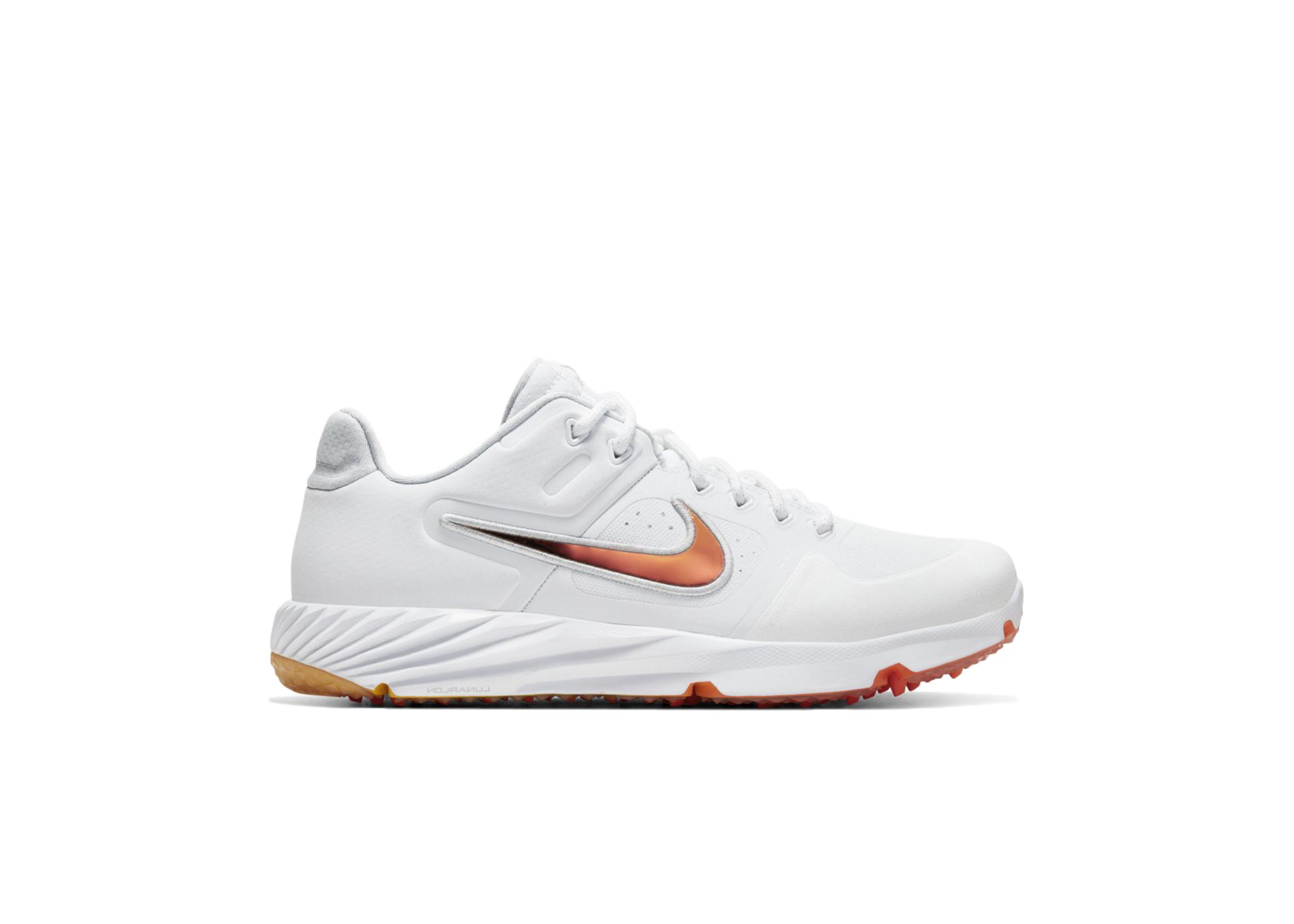 Nike Alpha Huarache Elite 2 Turf White