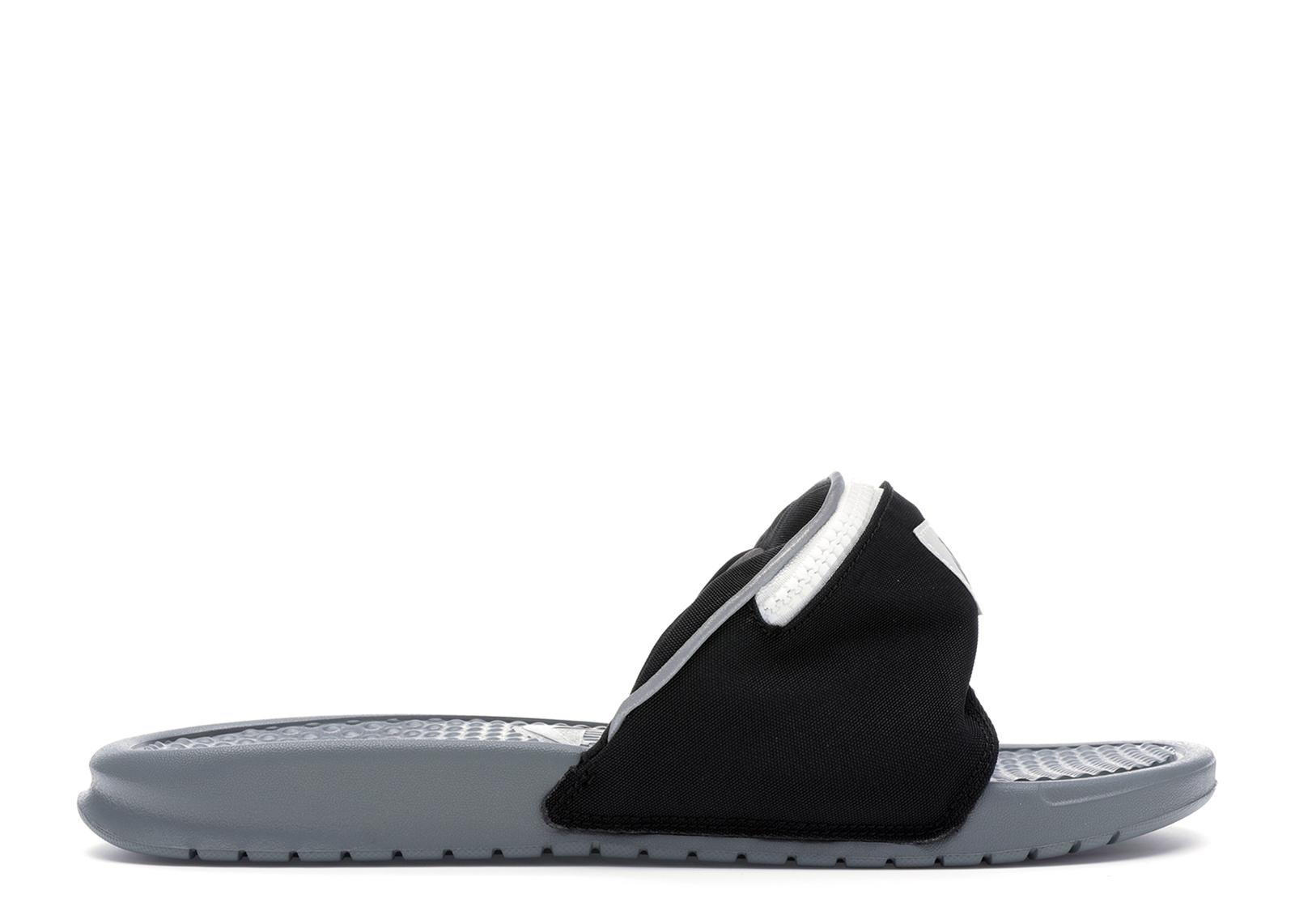 Nike Benassi JDI Fanny Pack Cool Grey