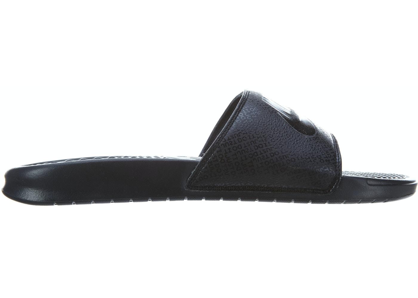 Nike Benassi Jdi Black - 343880-001 f8393094b