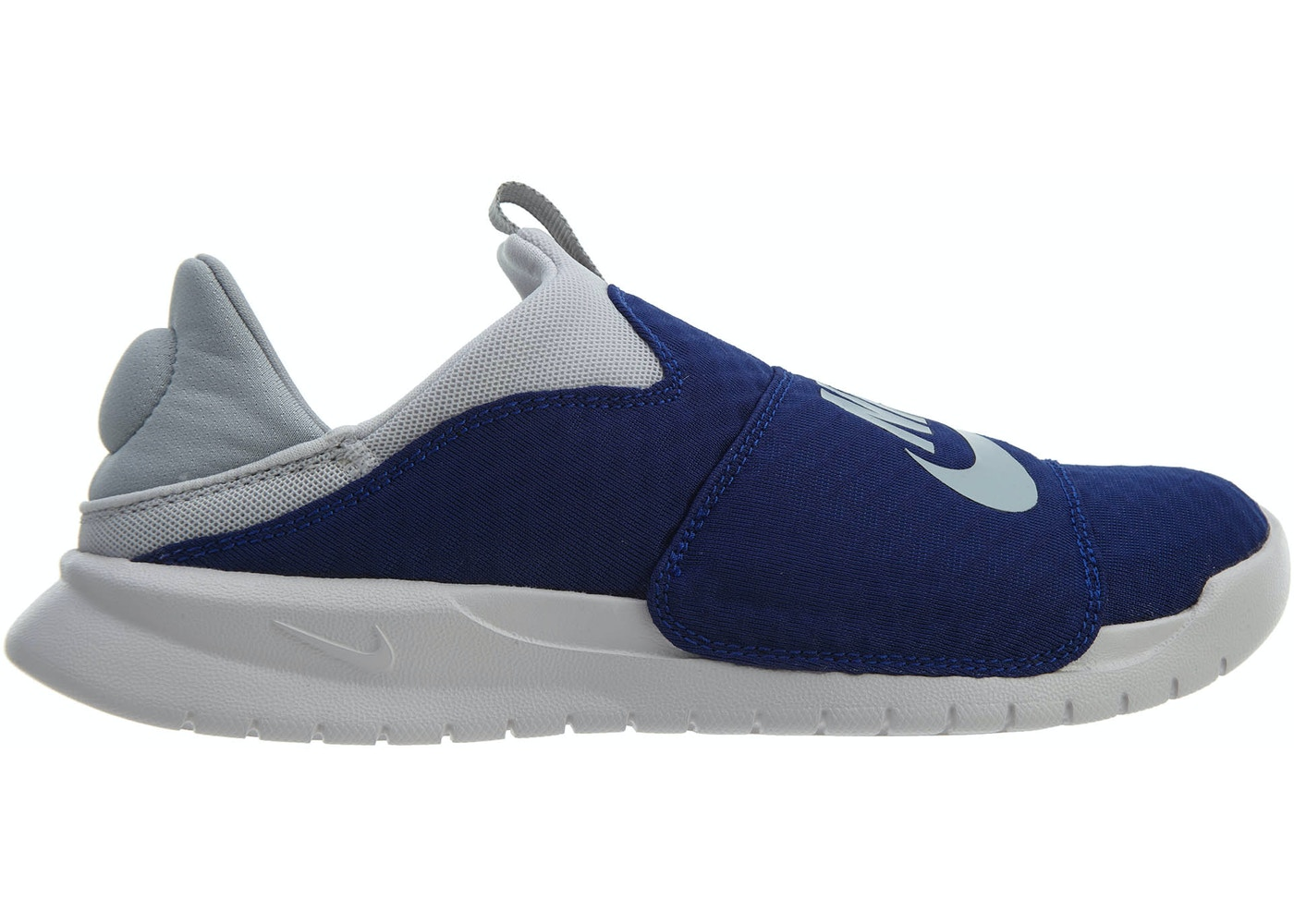 3f69d151da ... SFB 6 Inch Benassi JDI Slide; Nike Benassi Slp Deep Royal Blue Wolf  Grey ...