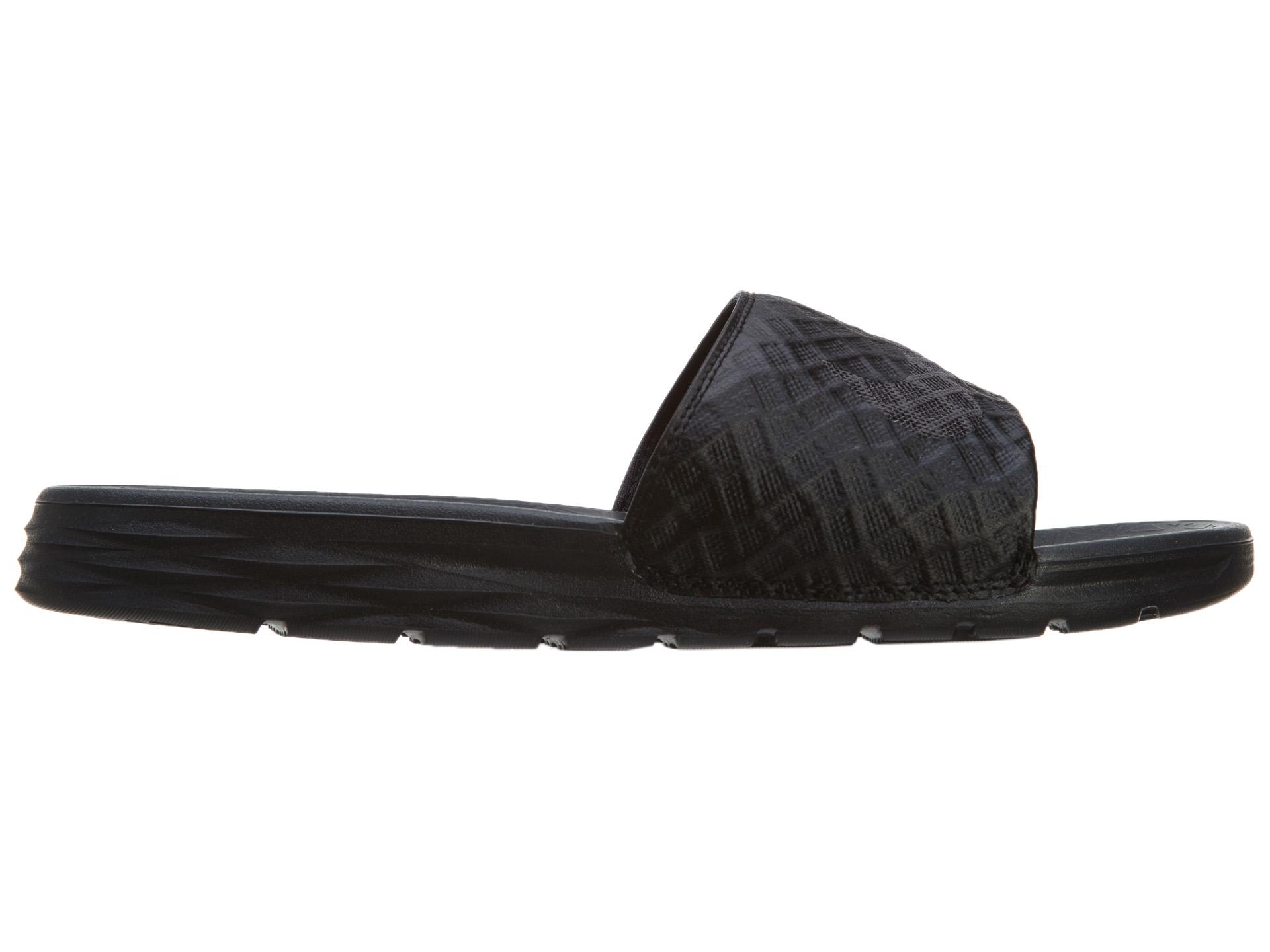 Nike Benassi Solarsoft Slide 2 Black