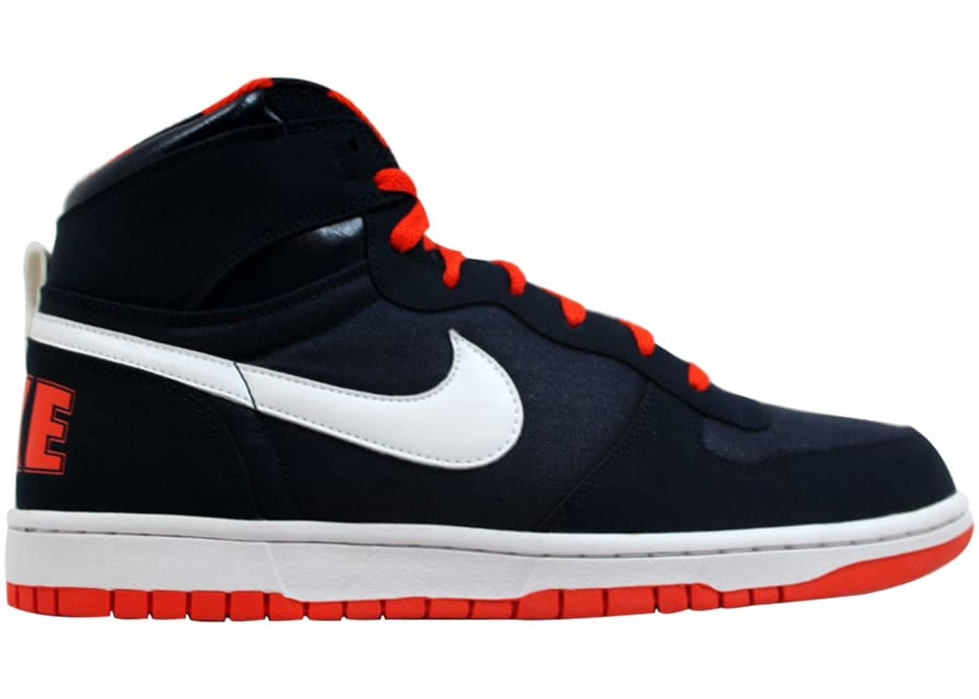 huge selection of c6c58 f0705 Sell. or Ask. Size --. View All Bids. Nike Big Nike High Obsidian White-Team  Orange