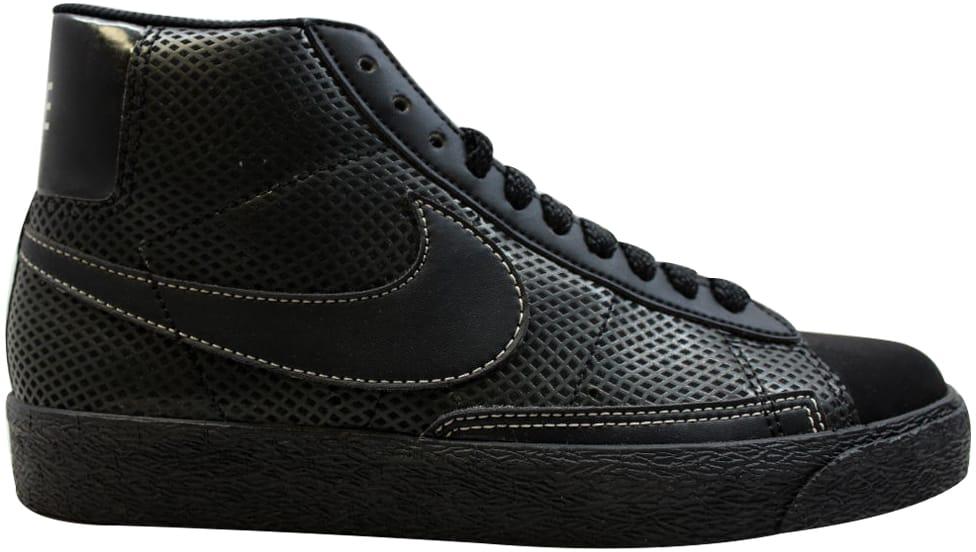 Nike Blazer High Black/Black-White - 315877-002