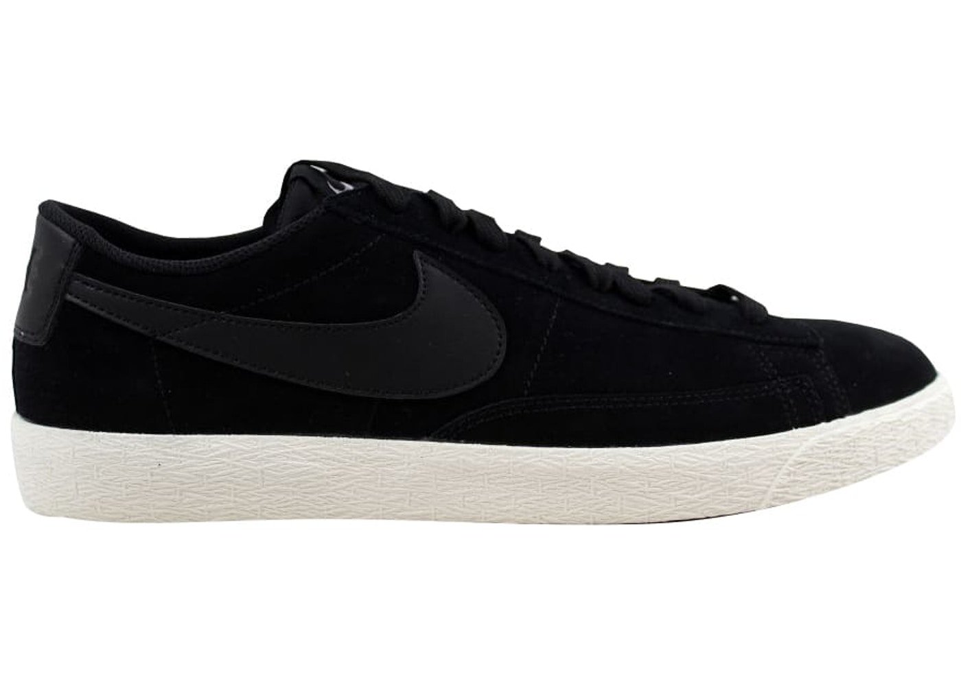 wholesale dealer 41335 426fa Nike Blazer Low Black Black-Sail-Iced Lilac