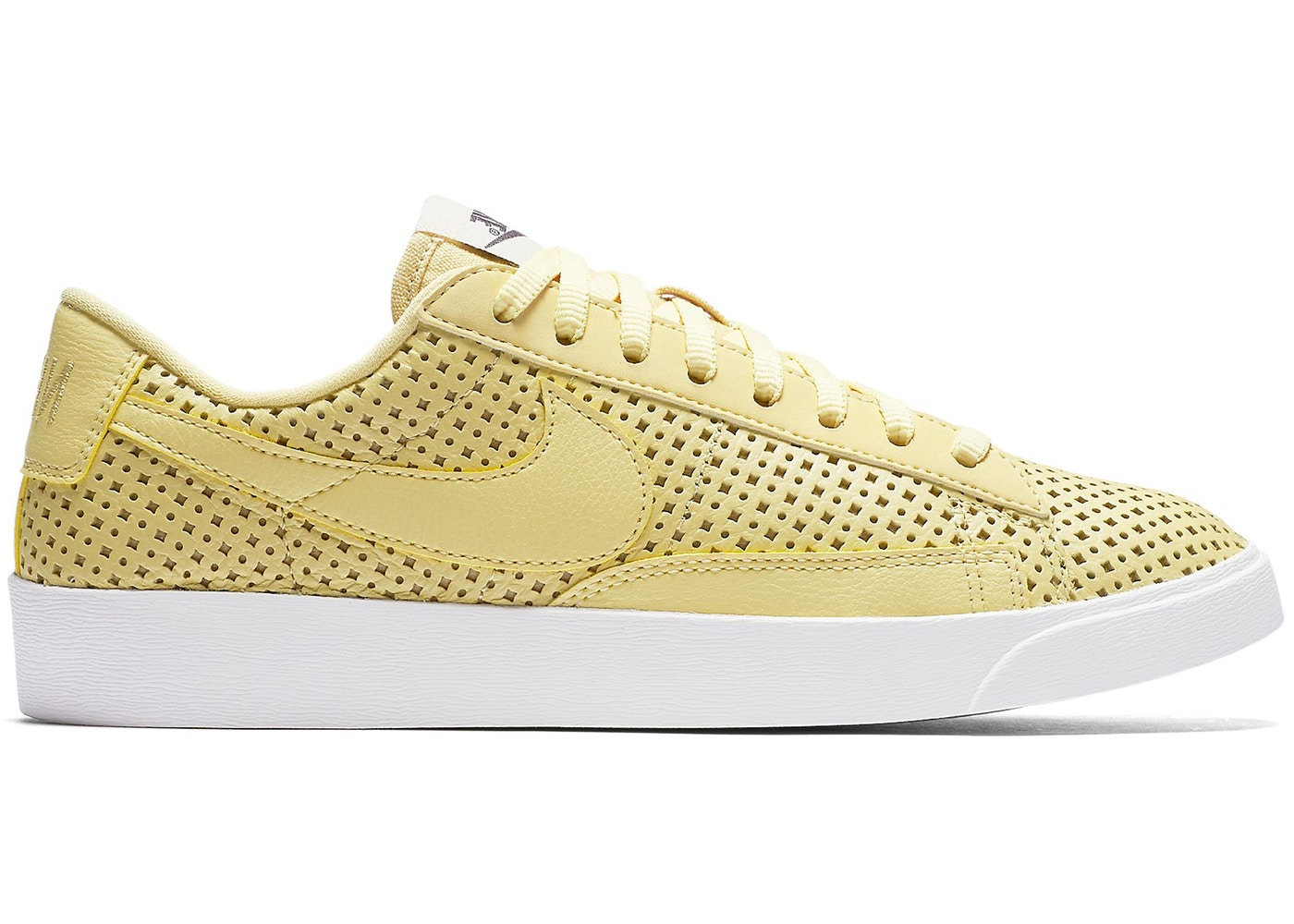 top fashion footwear limited guantity Nike Blazer Low Lemon Wash (W)