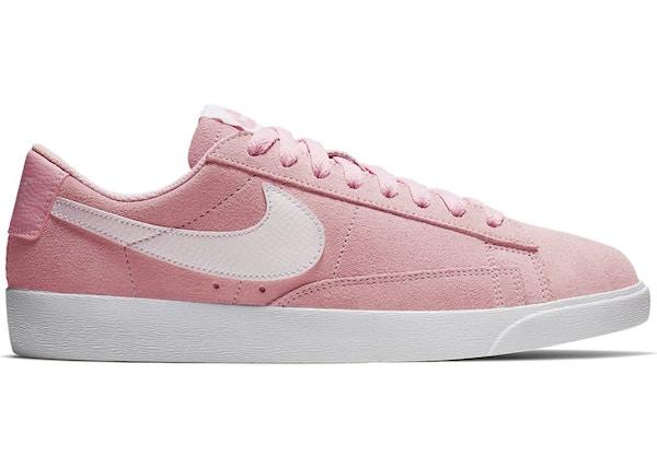 Nike Blazer Low Pink Foam (W)