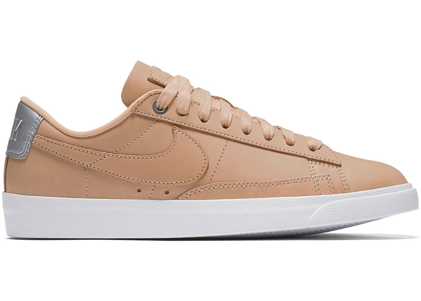 finest selection 2b98b 97d63 Nike Blazer Low Vachetta Tan (W)