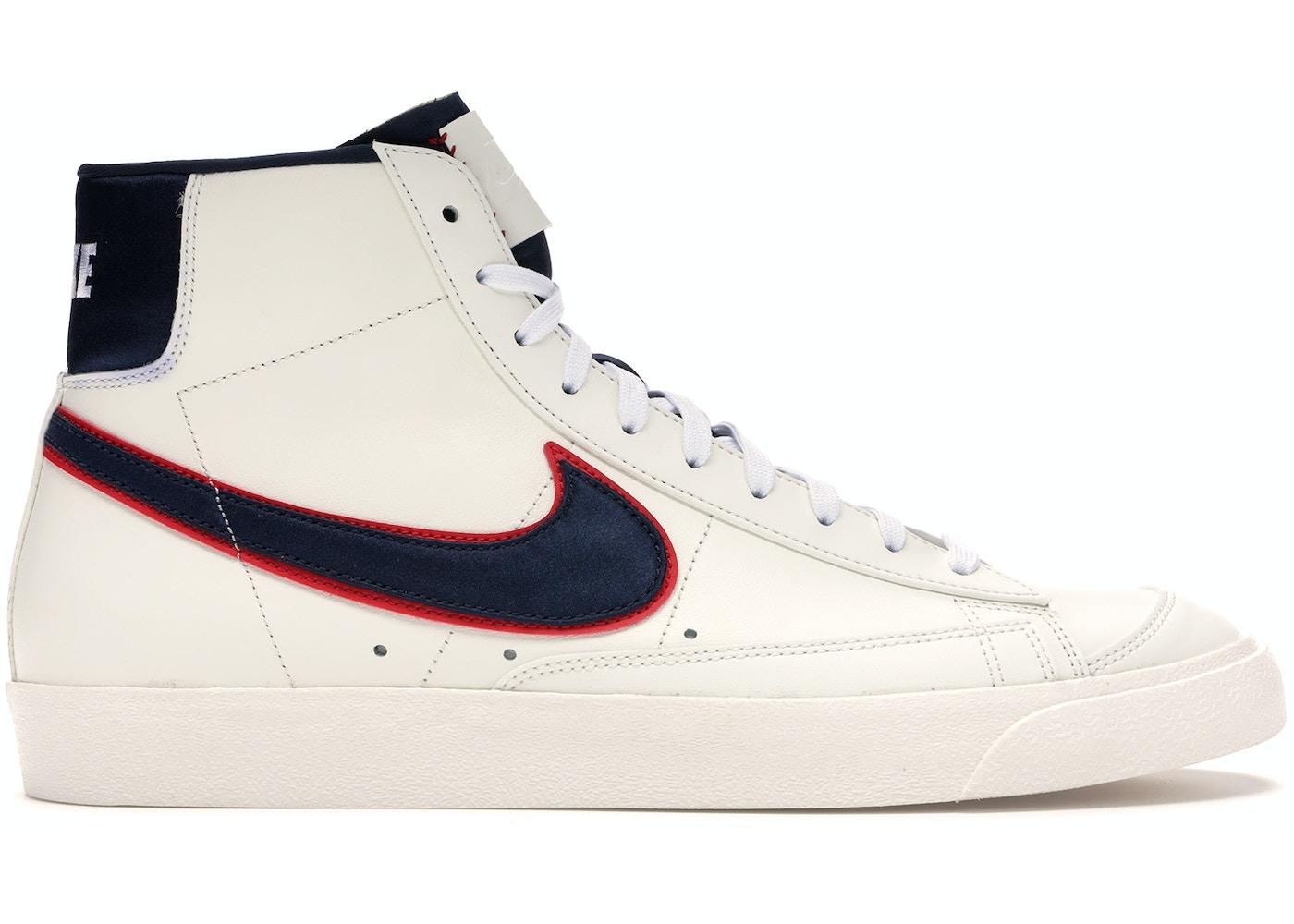 quality design 541e2 9e4a5 Nike Blazer Mid 77 City Pride Chicago - CD9318-100