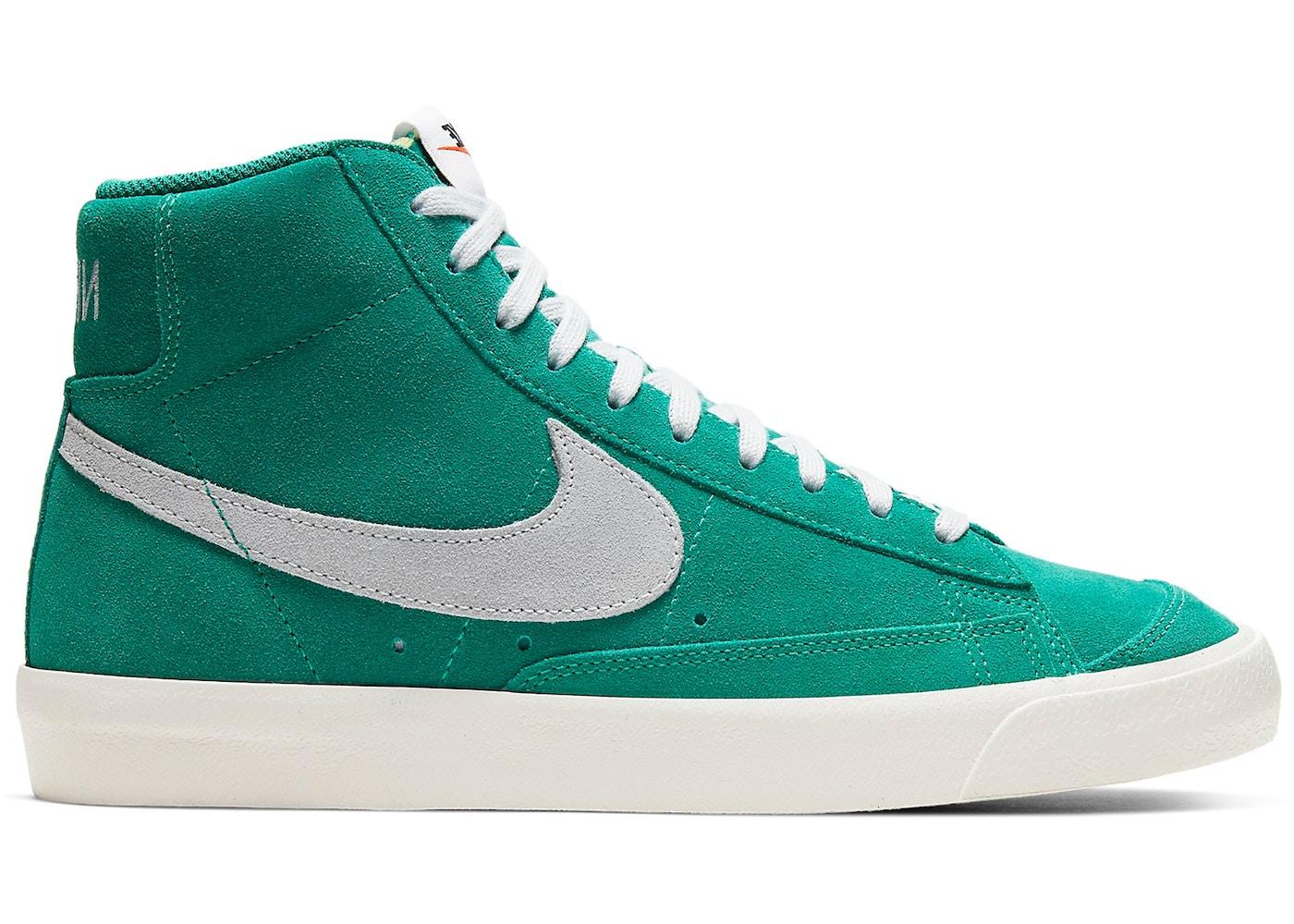 Nike Blazer Mid 77 Vintage Nature Green