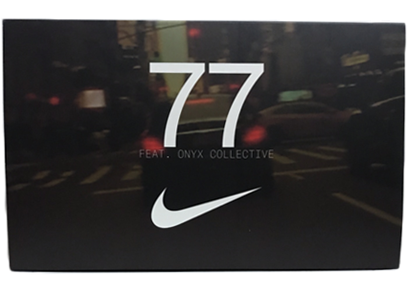 Nike Blazer Mid 77 Vintage Slam Jam (Special Slam Jam Box and ...
