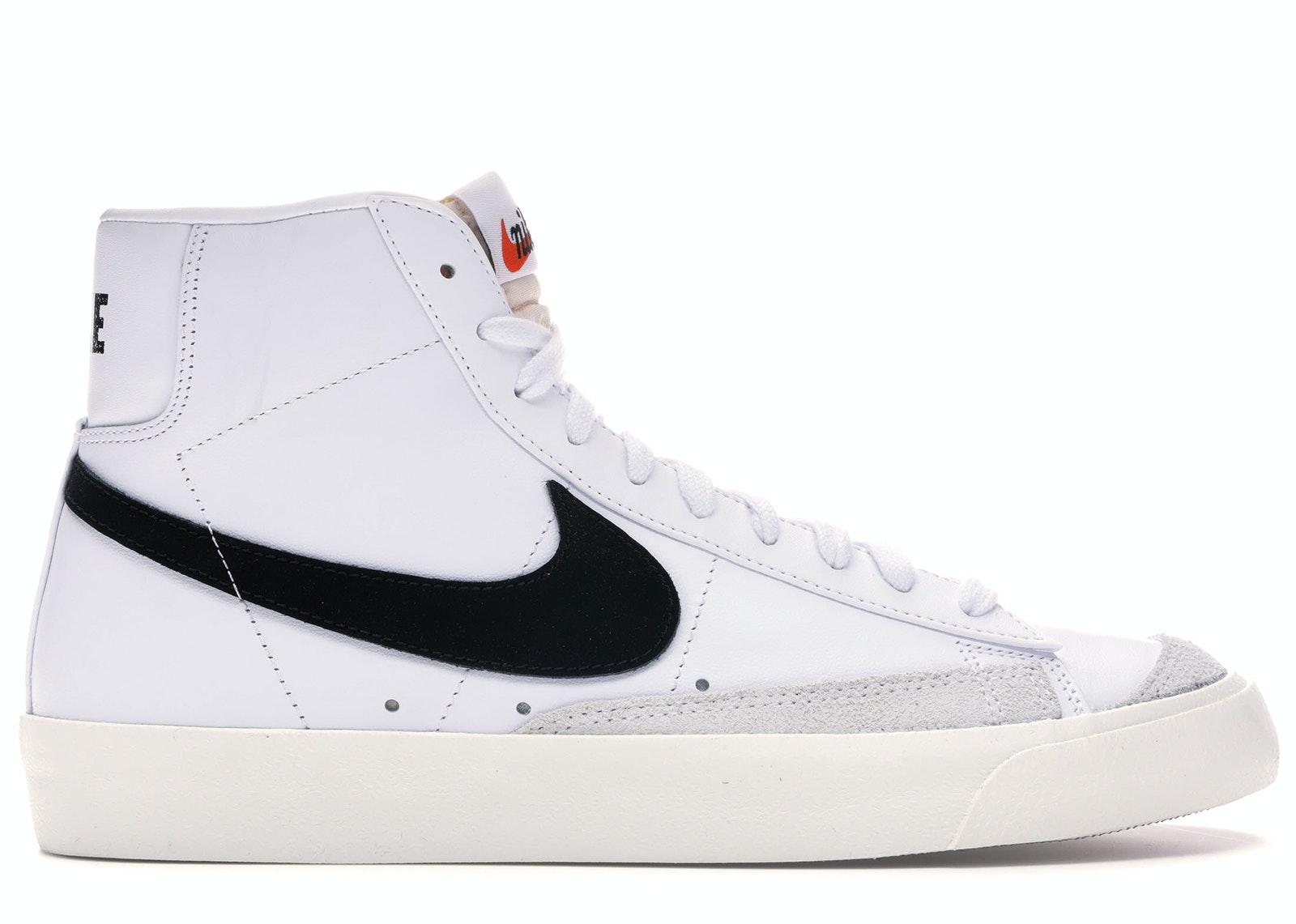 Nike Blazer Mid 77 Vintage White Black