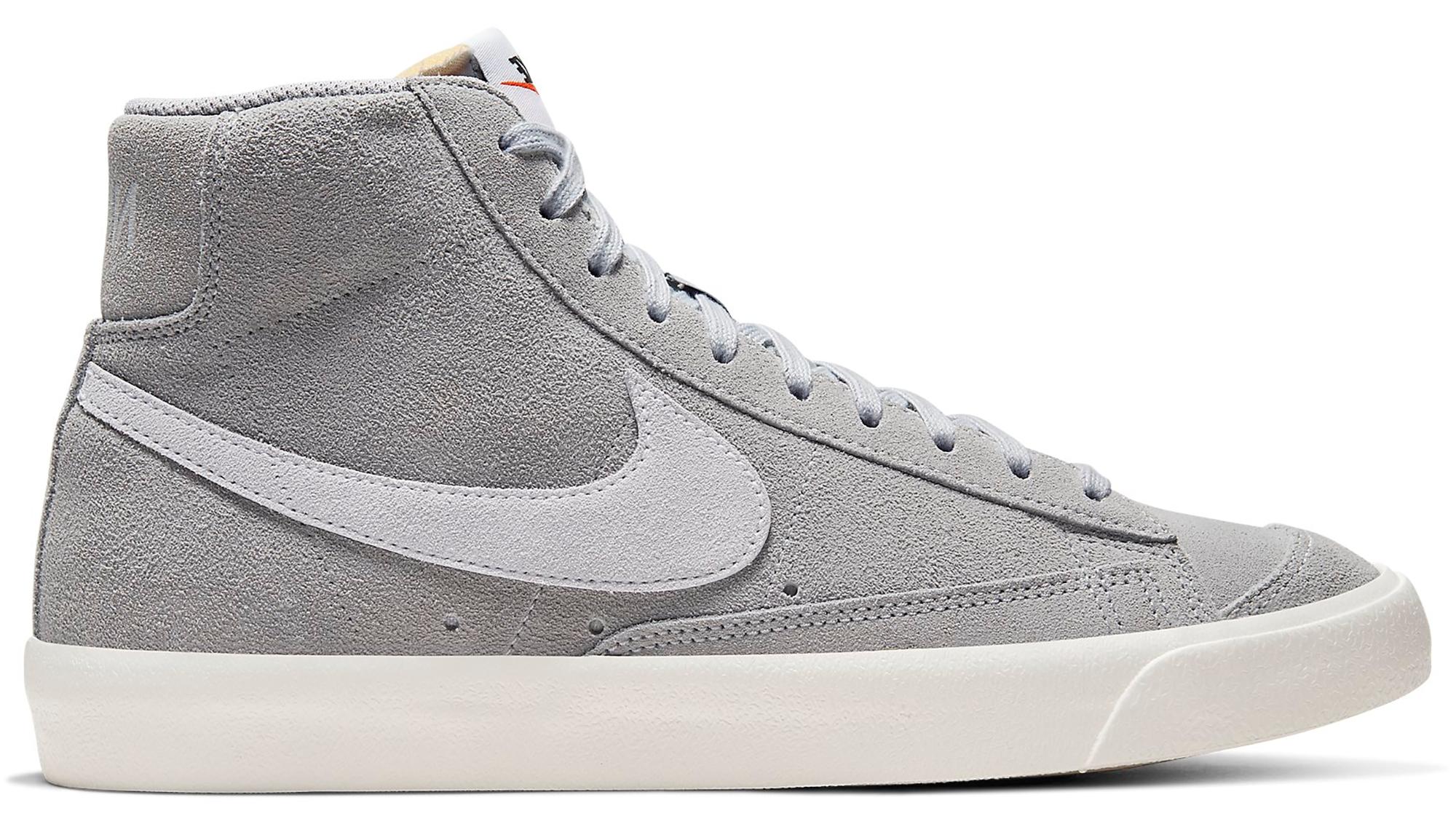 Nike Blazer Mid 77 Wolf Grey