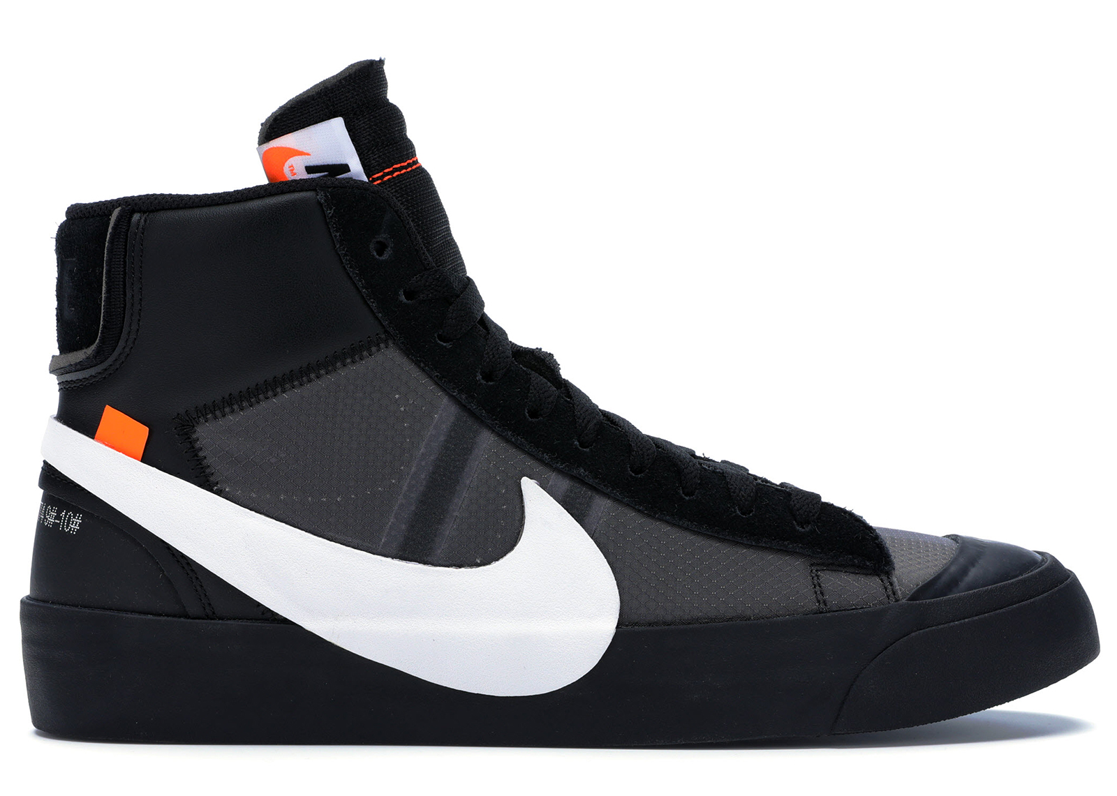 nike blazer off white retail