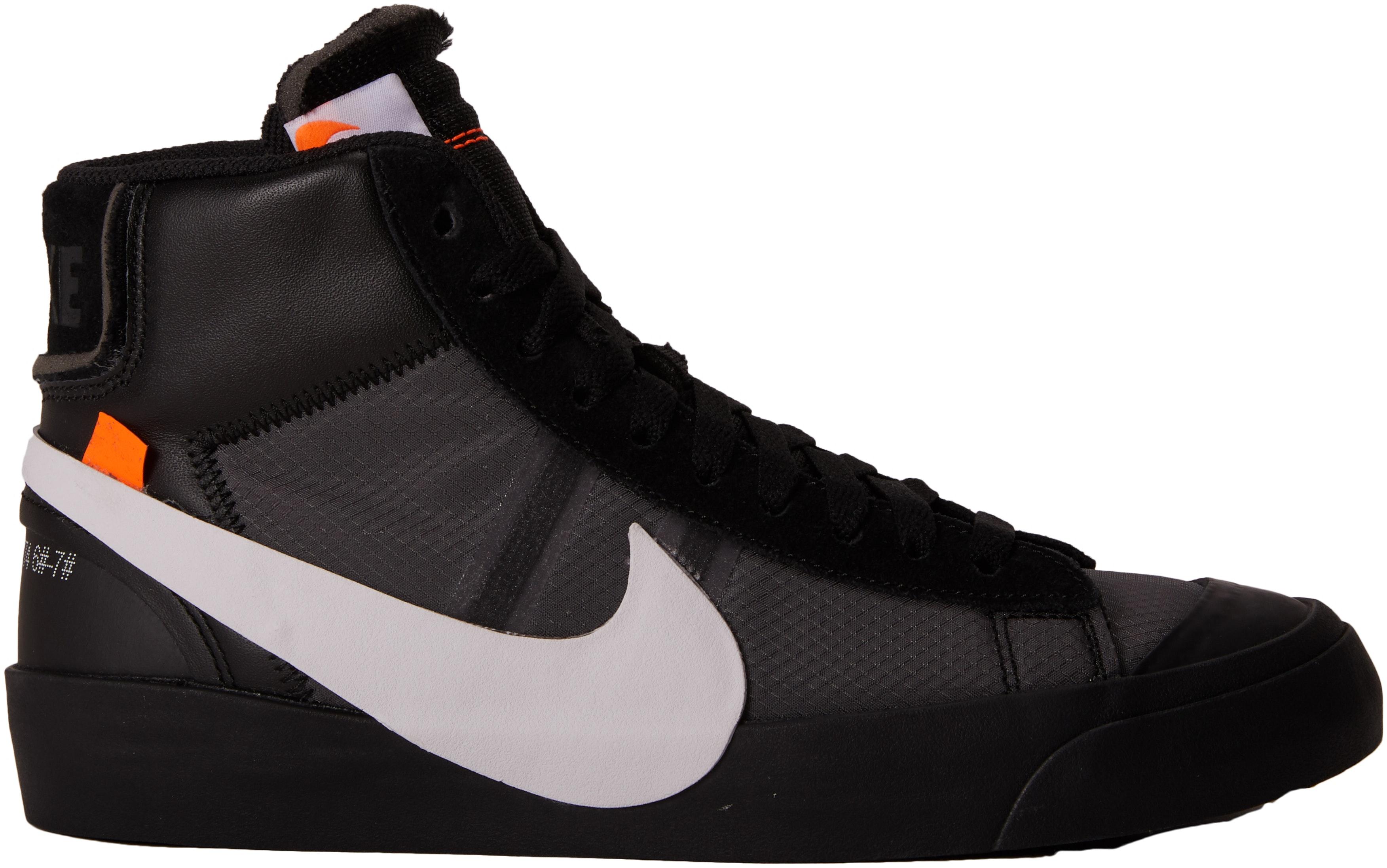 Nike Blazer Mid Off-White Grim Reaper