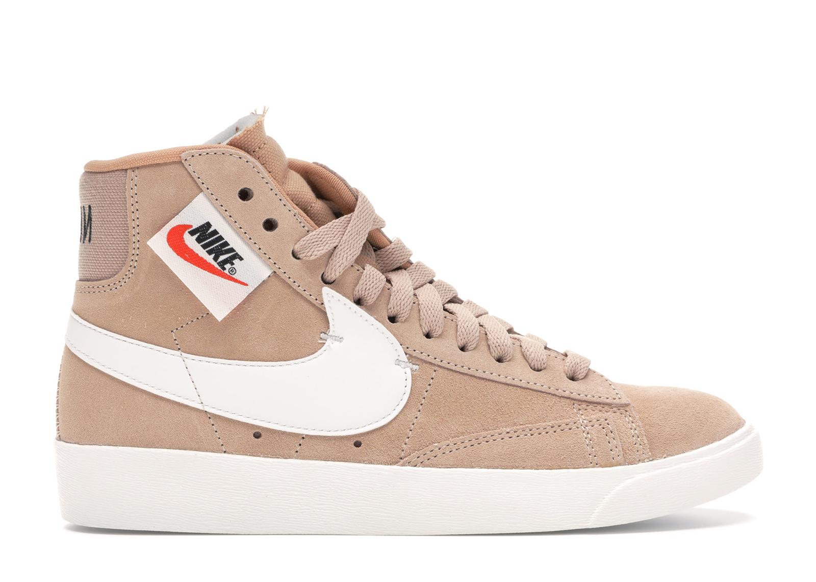 Nike Blazer Mid Rebel Bio Beige Summit