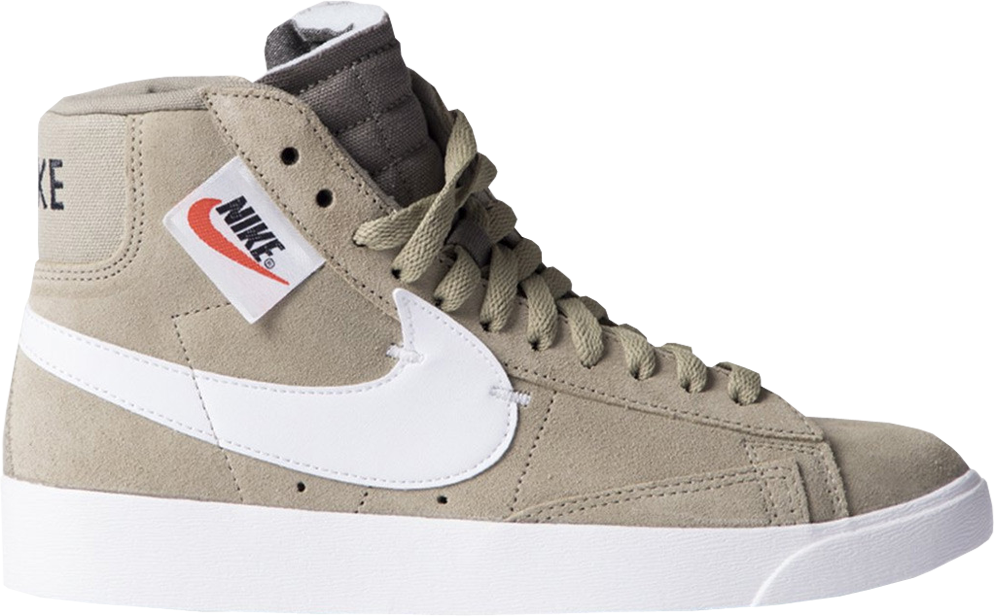 Nike Blazer Mid Rebel Neutral Olive (W)