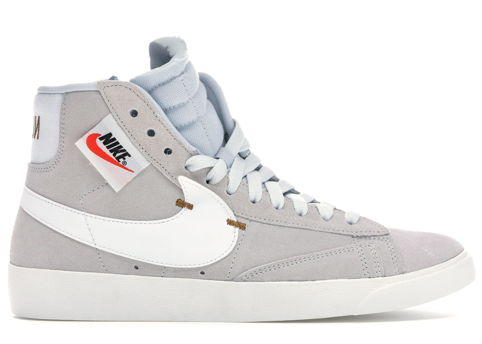 Nike Blazer Mid Rebel Off White (W) - BQ4022-101