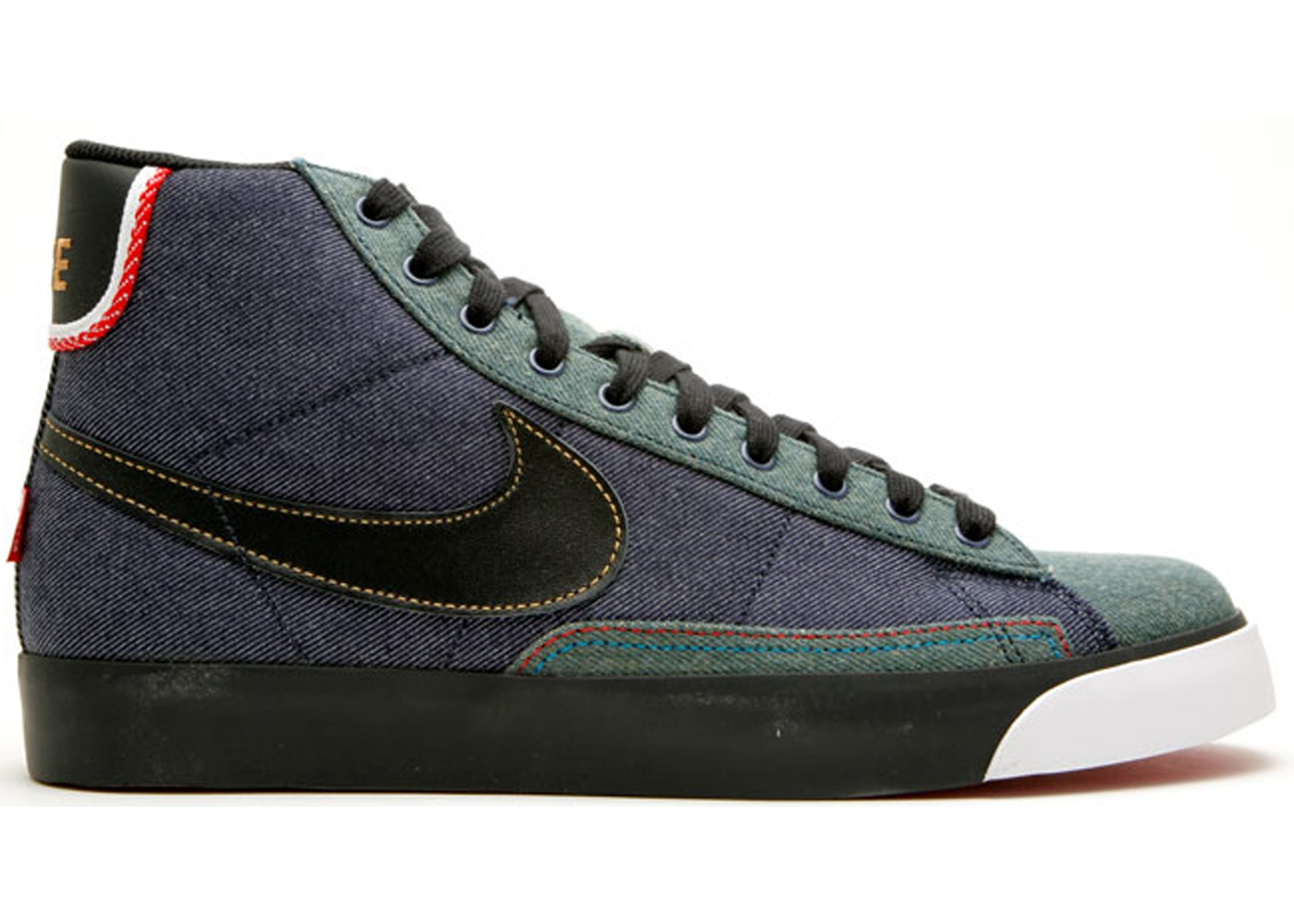 meet 58163 de7c4 Sell. or Ask. Size  10. View All Bids. Nike Blazer Mid Selvedge Denim