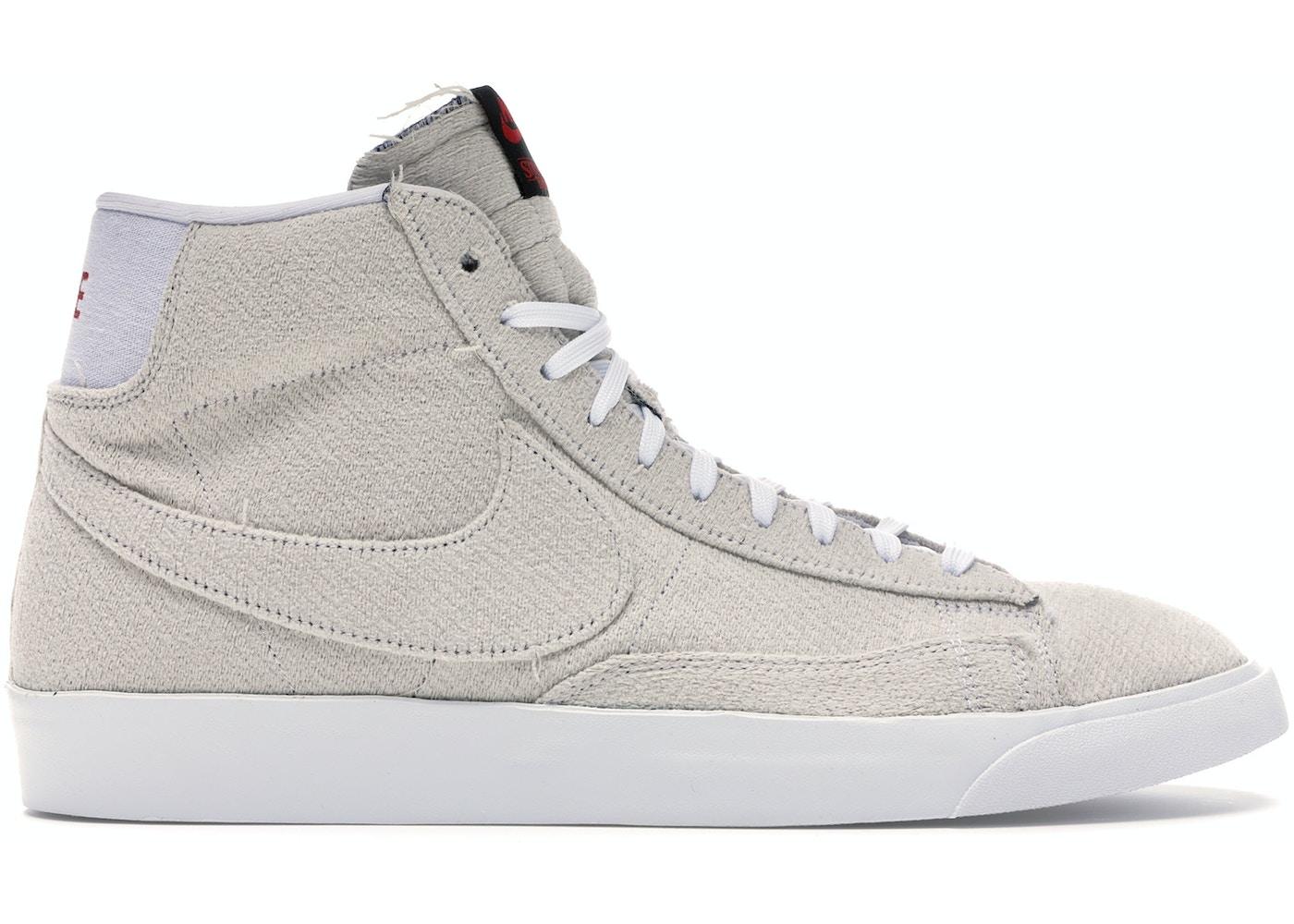factible escala Realmente  Nike Blazer Mid Strangers Things Upside Down Pack - CJ6102-100