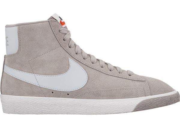 6e4761ed264cf Nike Blazer Mid Suede Vintage Cobblestone (W) - 917862-001