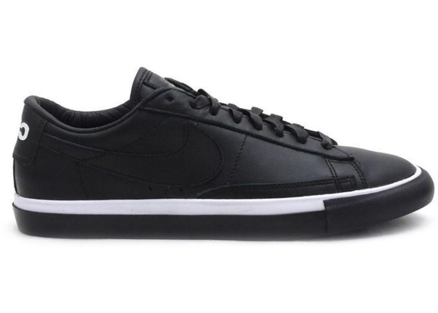 Nike SB Blazer Low Comme des Garcons Black White