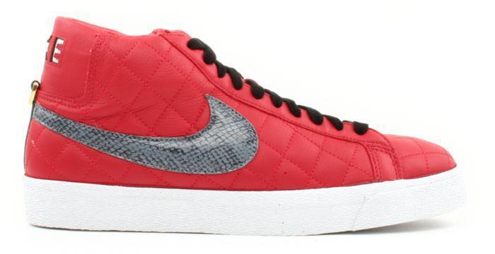 06 Nike Chaussures Suprêmes Blazers