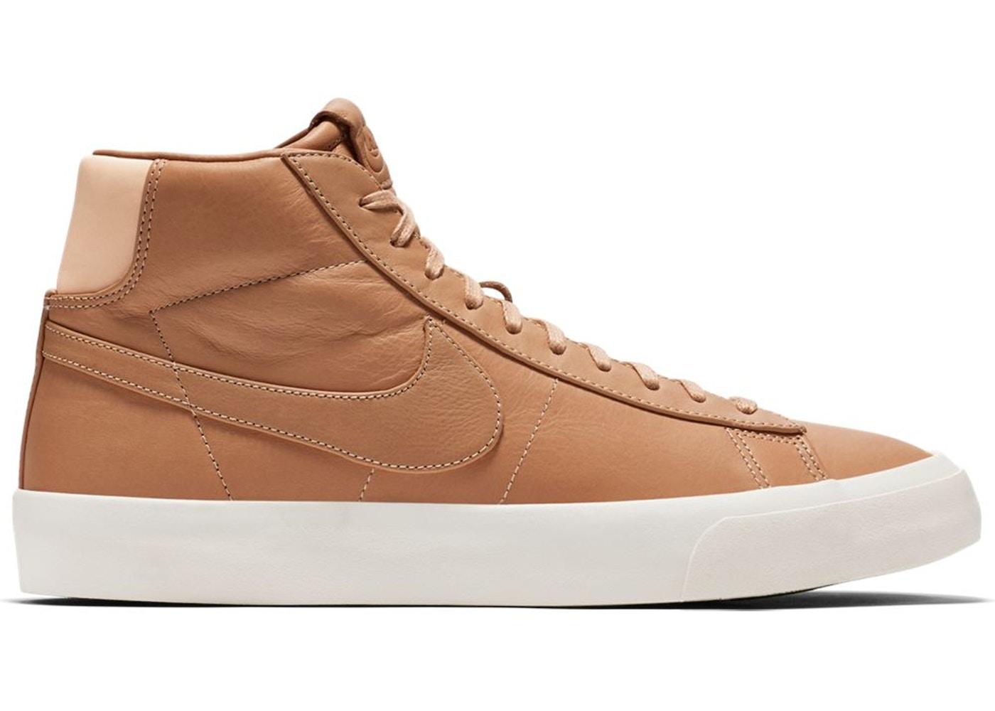 check out 2da5d a27a5 Nike Blazer Studio Mid Vachetta Tan - 904805-200