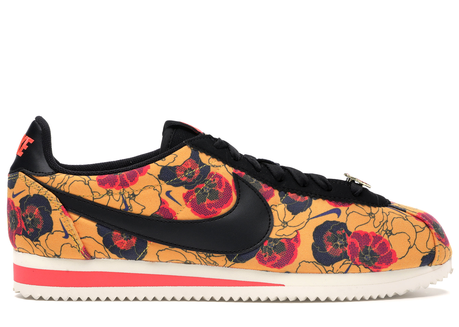 Nike Classic Cortez LX Floral Pack Gold