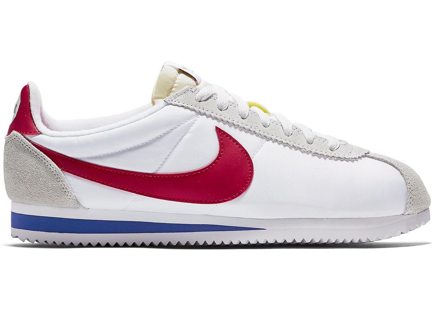 feb2ad8d45b57 Nike Classic Cortez Nylon Forrest Gump — HypeAnalyzer