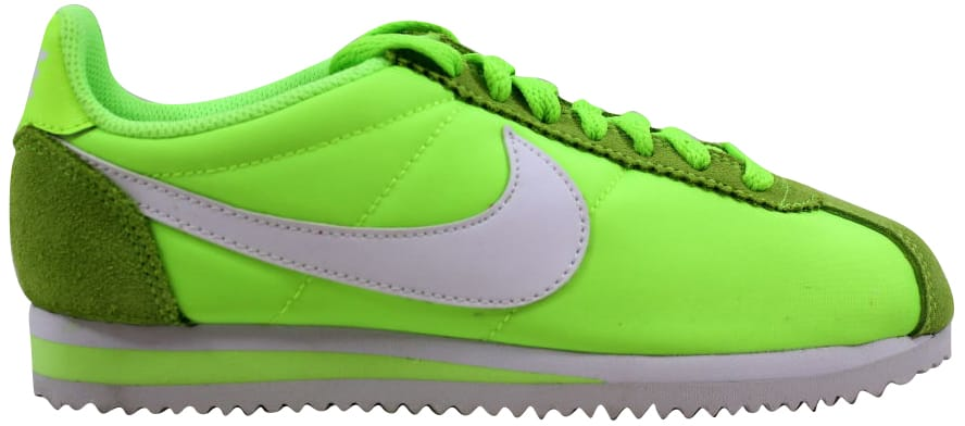facd79d0f7 ... sneakers olive green 593b9 047b8; new style nike classic cortez nylon  ghost green white w dc7af 683f6