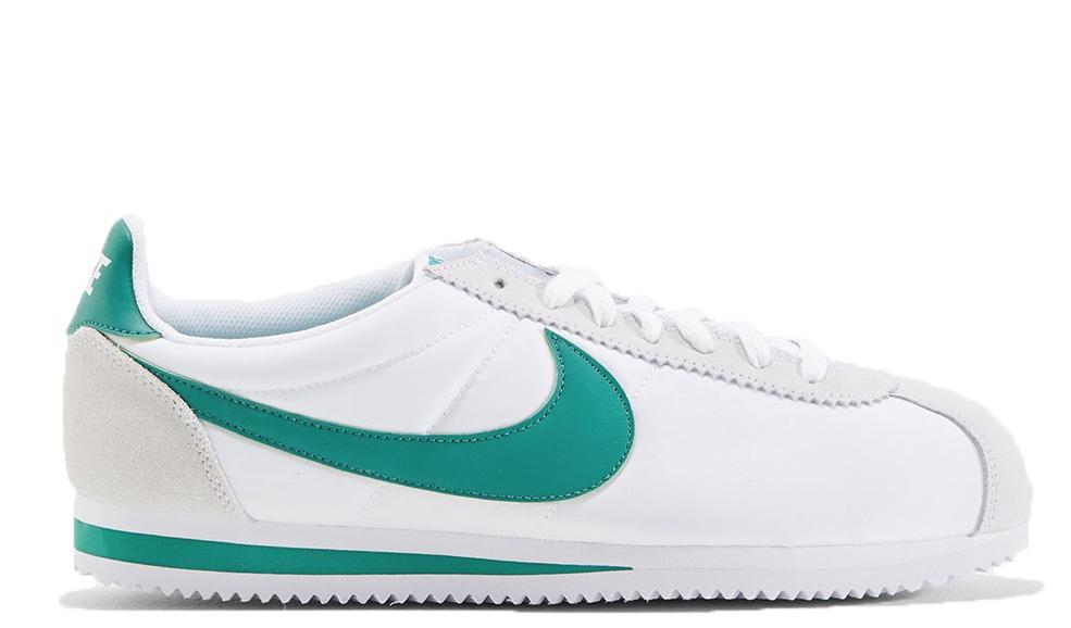 Nike Classic Cortez Nylon Green Noise