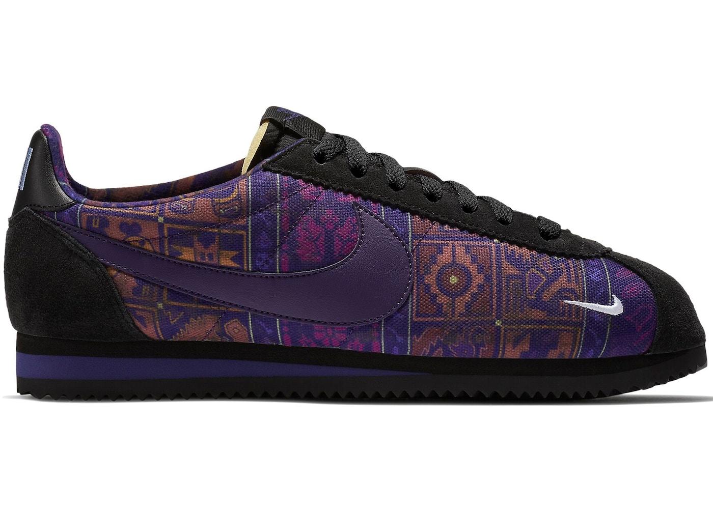 Nike Classic Cortez Nylon Los Primeros - AH7741-500 7bce2ec3f34
