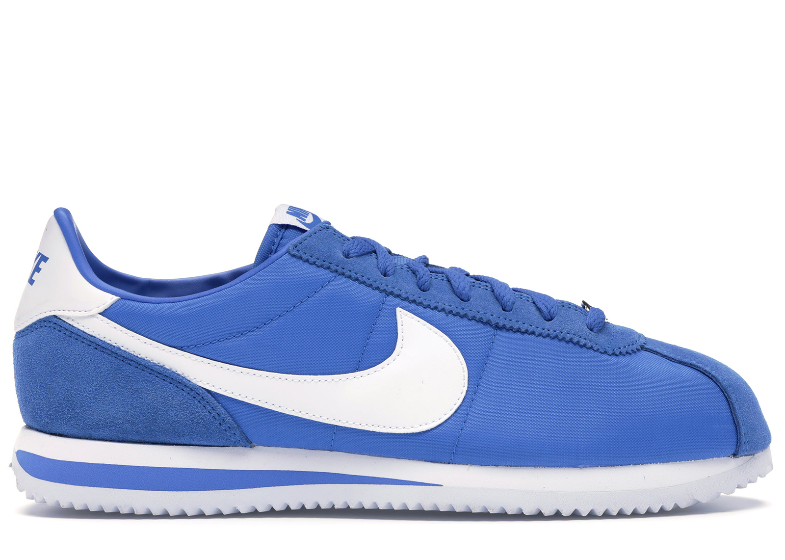 Nike Classic Cortez Nylon Signal Blue - 819720-402