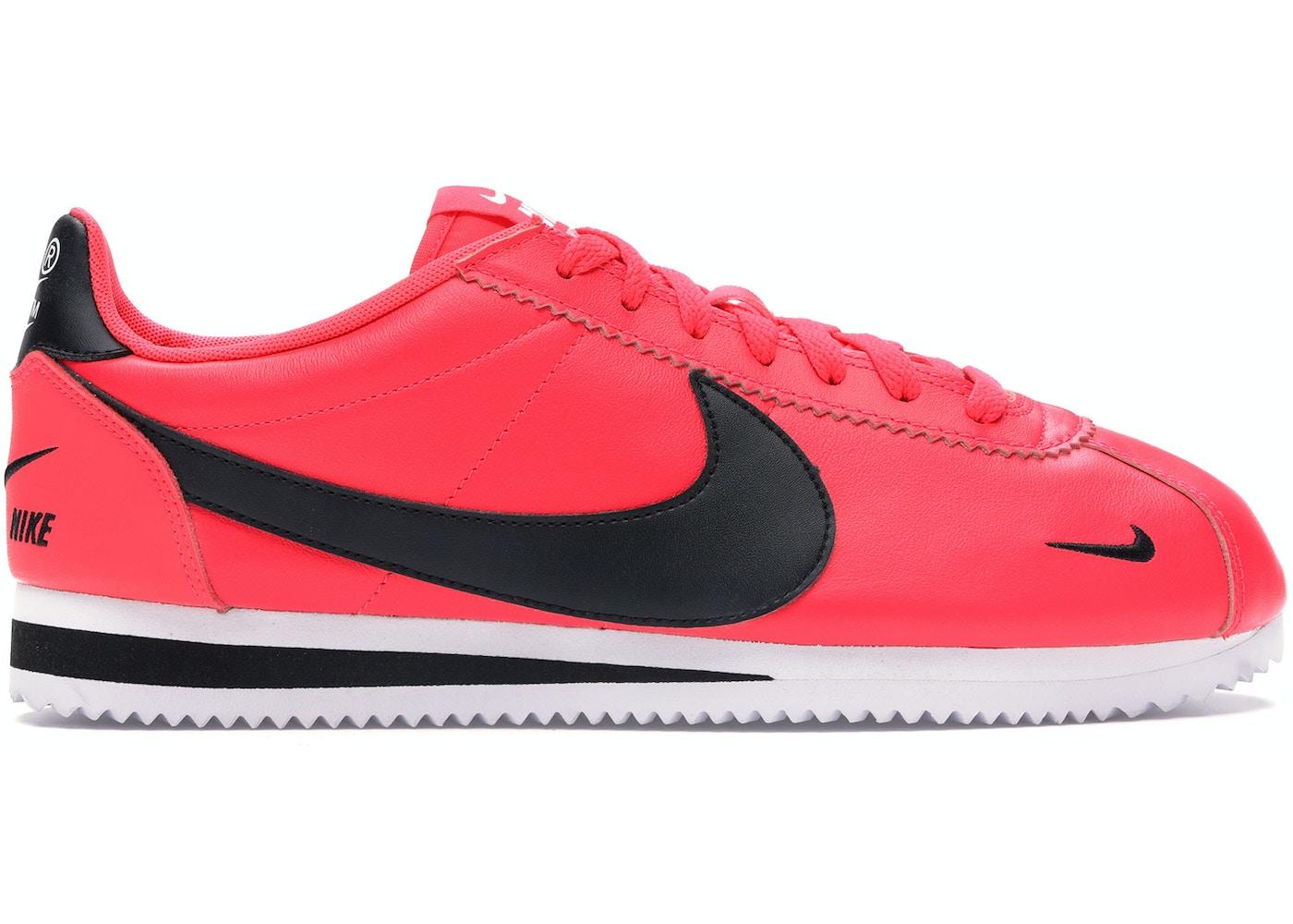 pretty nice d08e4 d0828 Nike Classic Cortez Overbranding Red Orbit