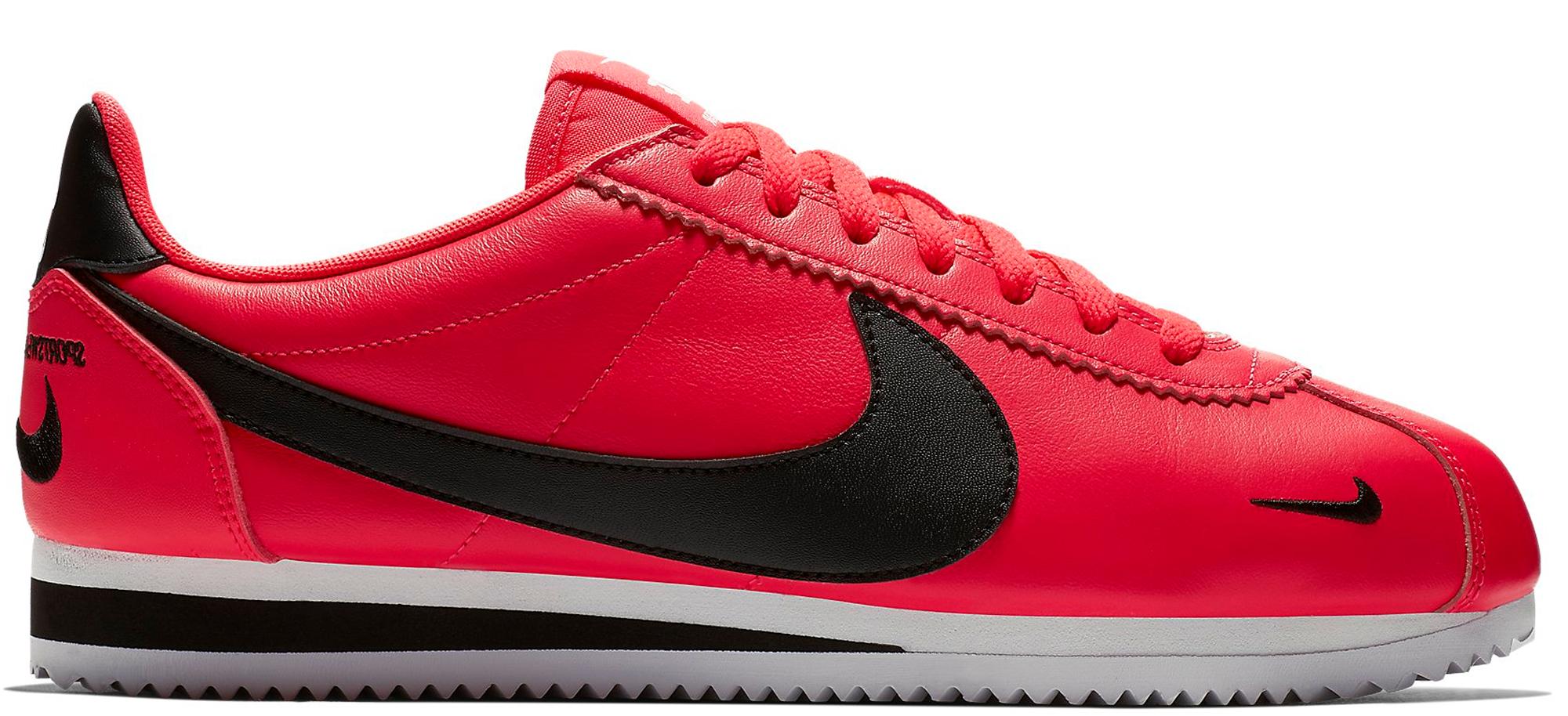 Nike Classic Cortez Overbranding Red Orbit