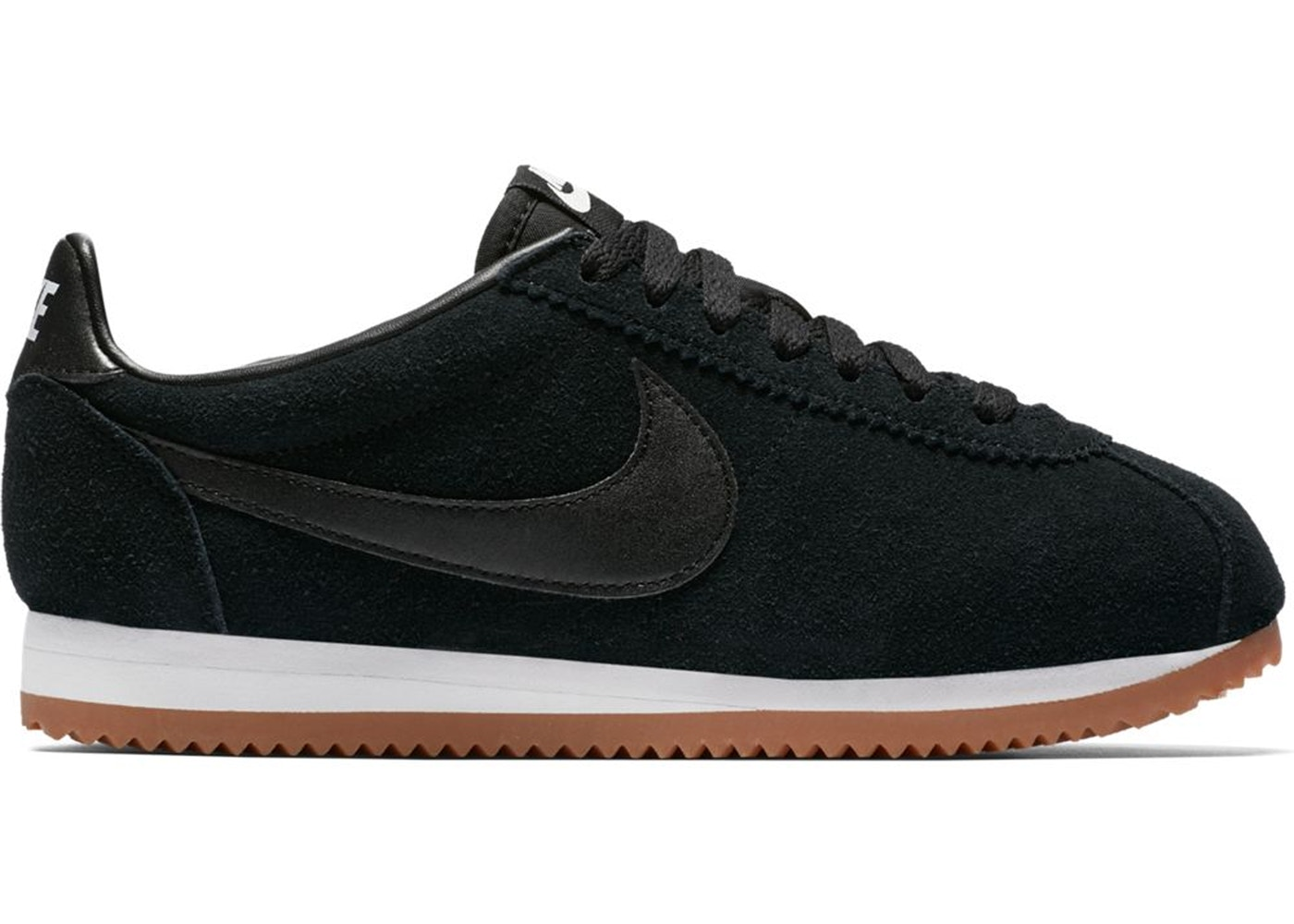 sale retailer 0fb0d b878a Sell. or Ask. Size --. View All Bids. Nike Classic Cortez Suede Black ...