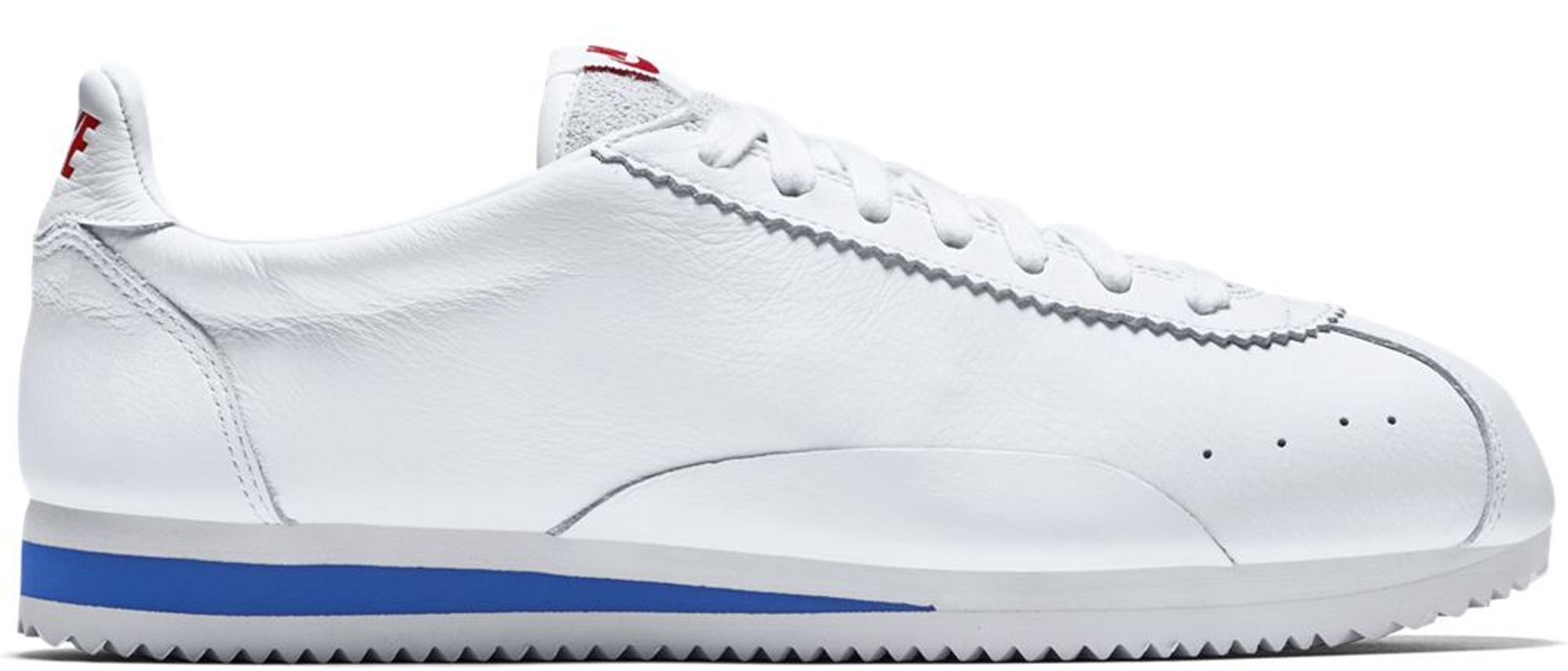 Nike Classic Cortez Swooshless White