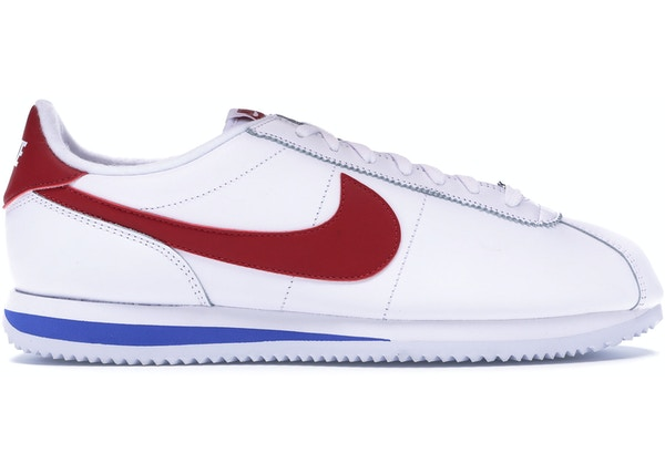 free shipping 1f07b 11325 Nike Cortez Basic Leather Forrest Gump (2017) - 882254-164