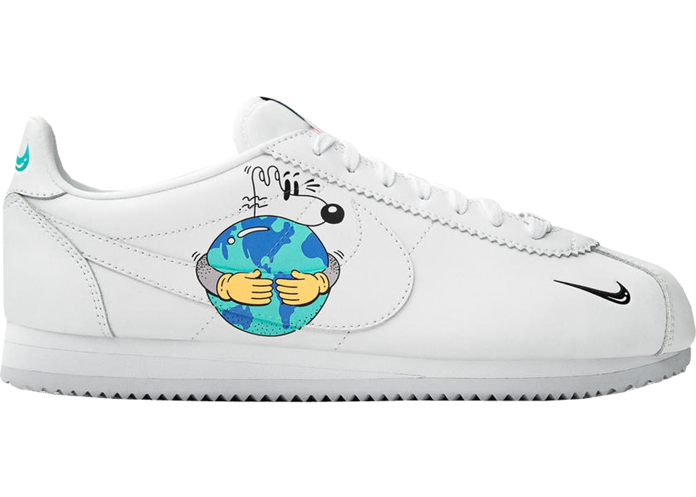 official photos 3612f 09c83 Nike Cortez Flyleather Steve Harrington Earth Day (2019) - CI5548-100