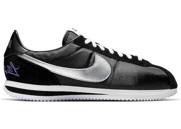 timeless design 75a93 58f1a Nike Cortez Los Angeles Black