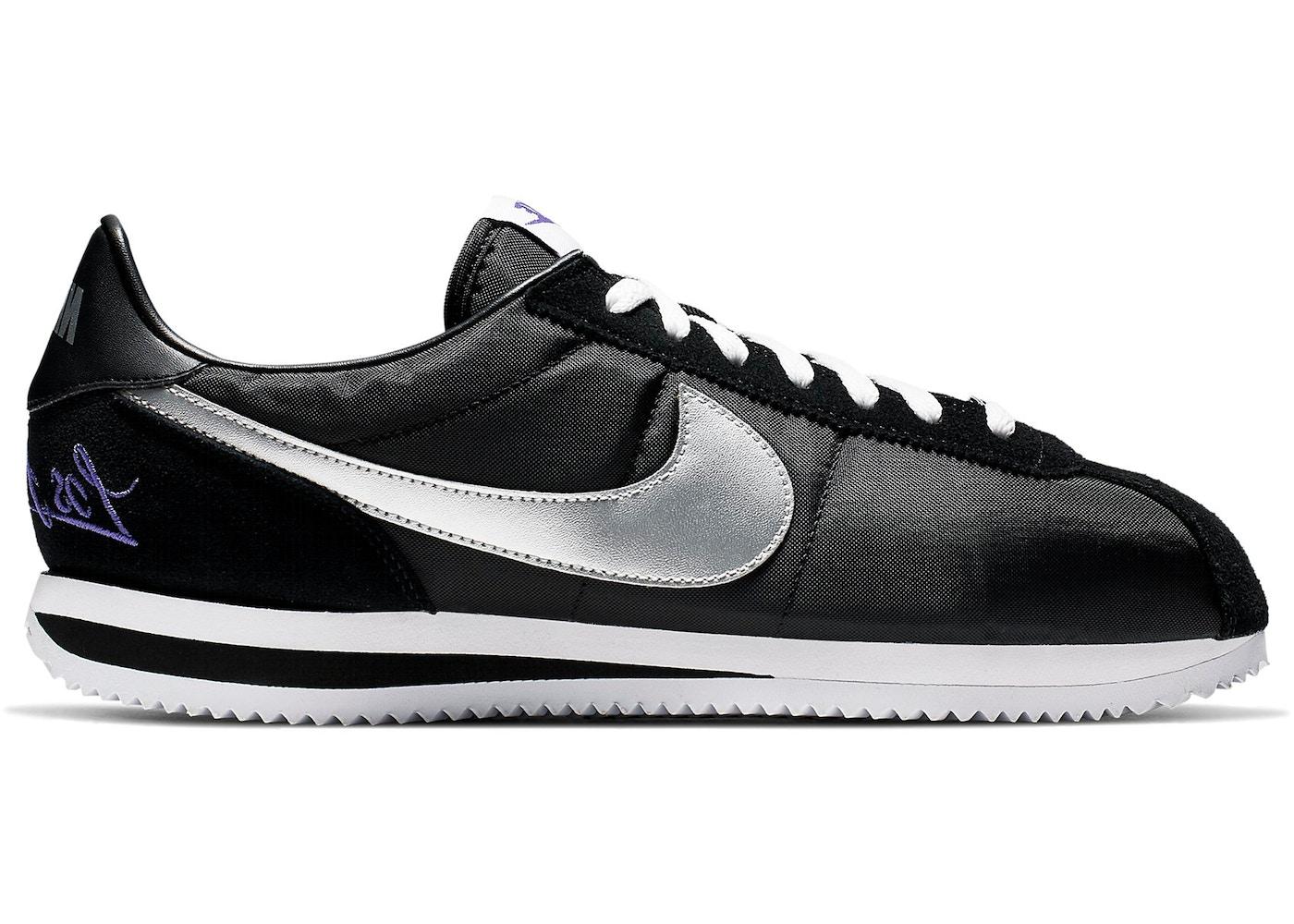 timeless design c6062 ddfdb Nike Cortez Los Angeles Black