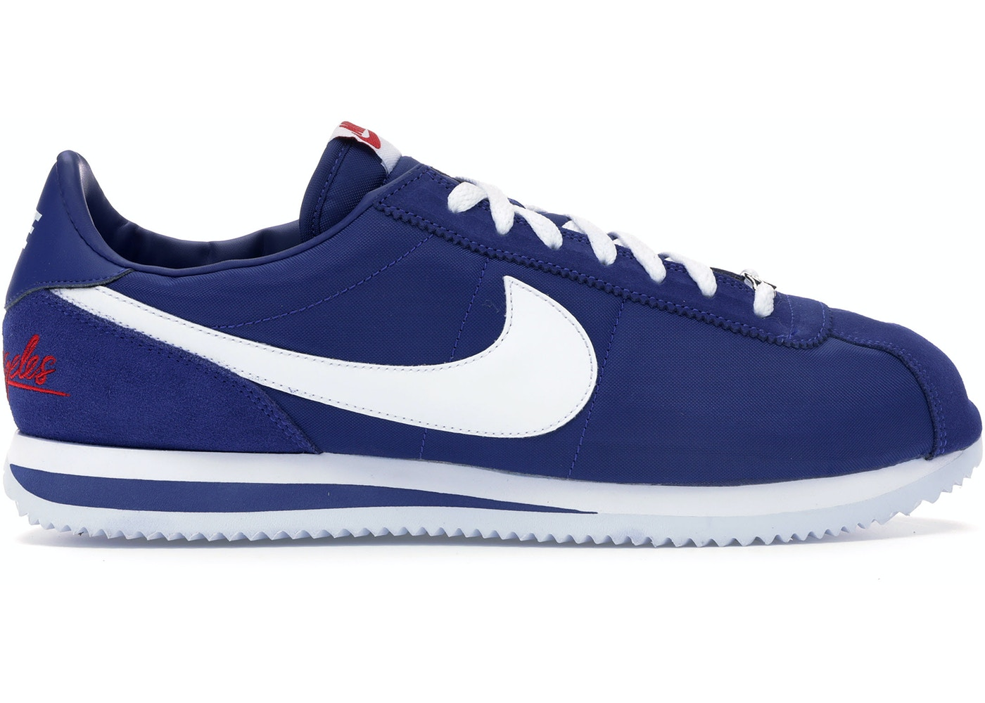 low priced e1248 b416f Nike Cortez Los Angeles Blue