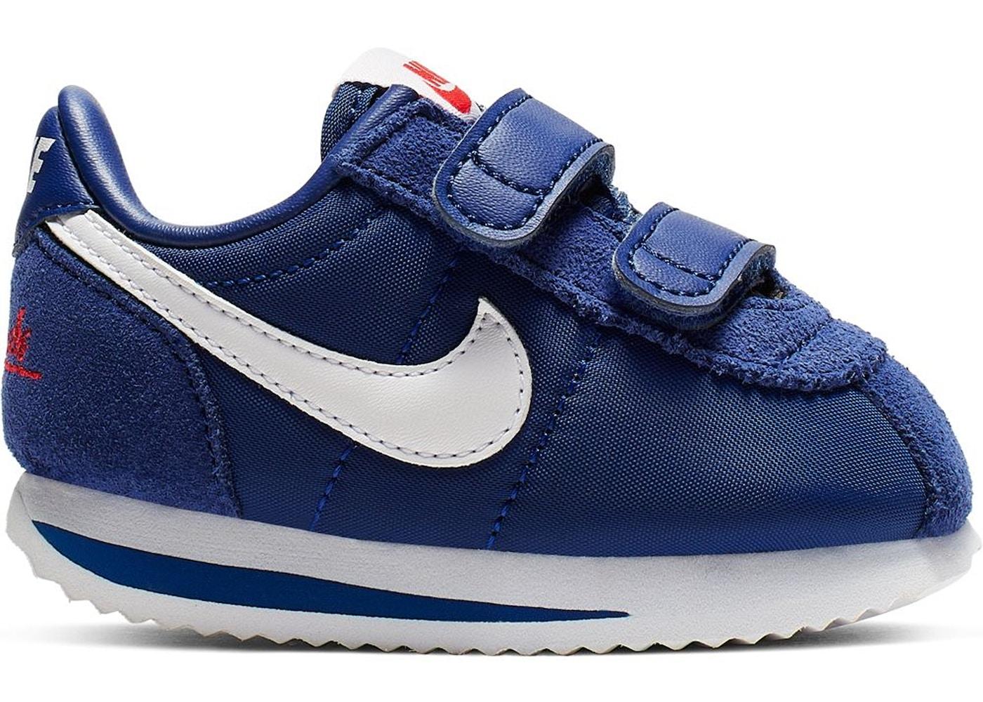 new arrivals db156 8e511 Nike Cortez Los Angeles Blue (TD)