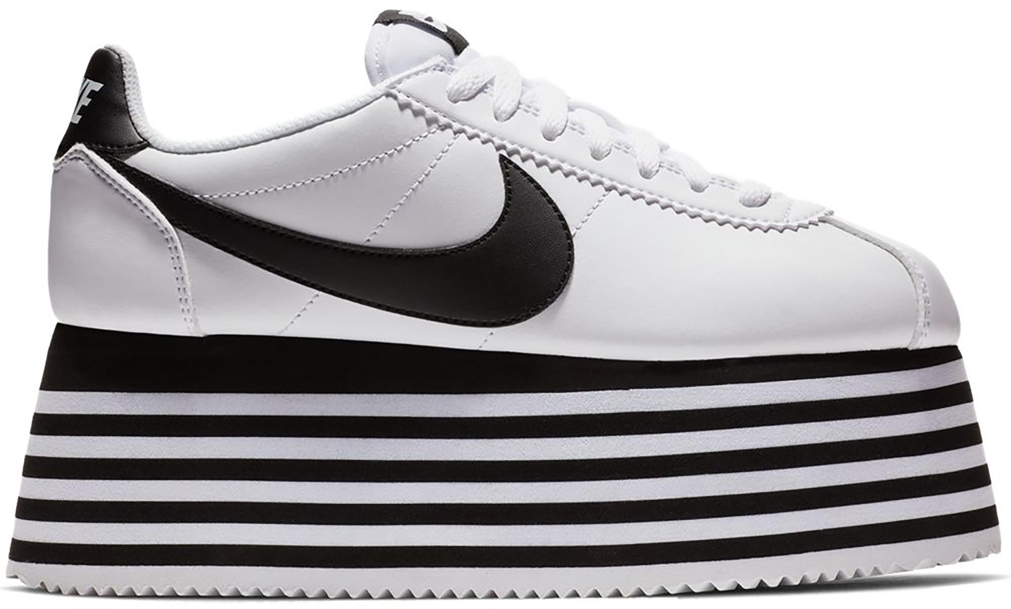 Nike Cortez Platform Comme des Garcons
