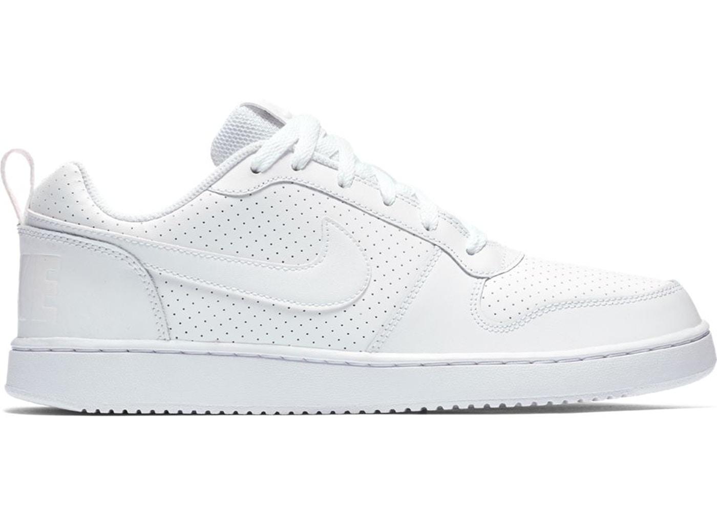 Nike Court Borough Low Triple White