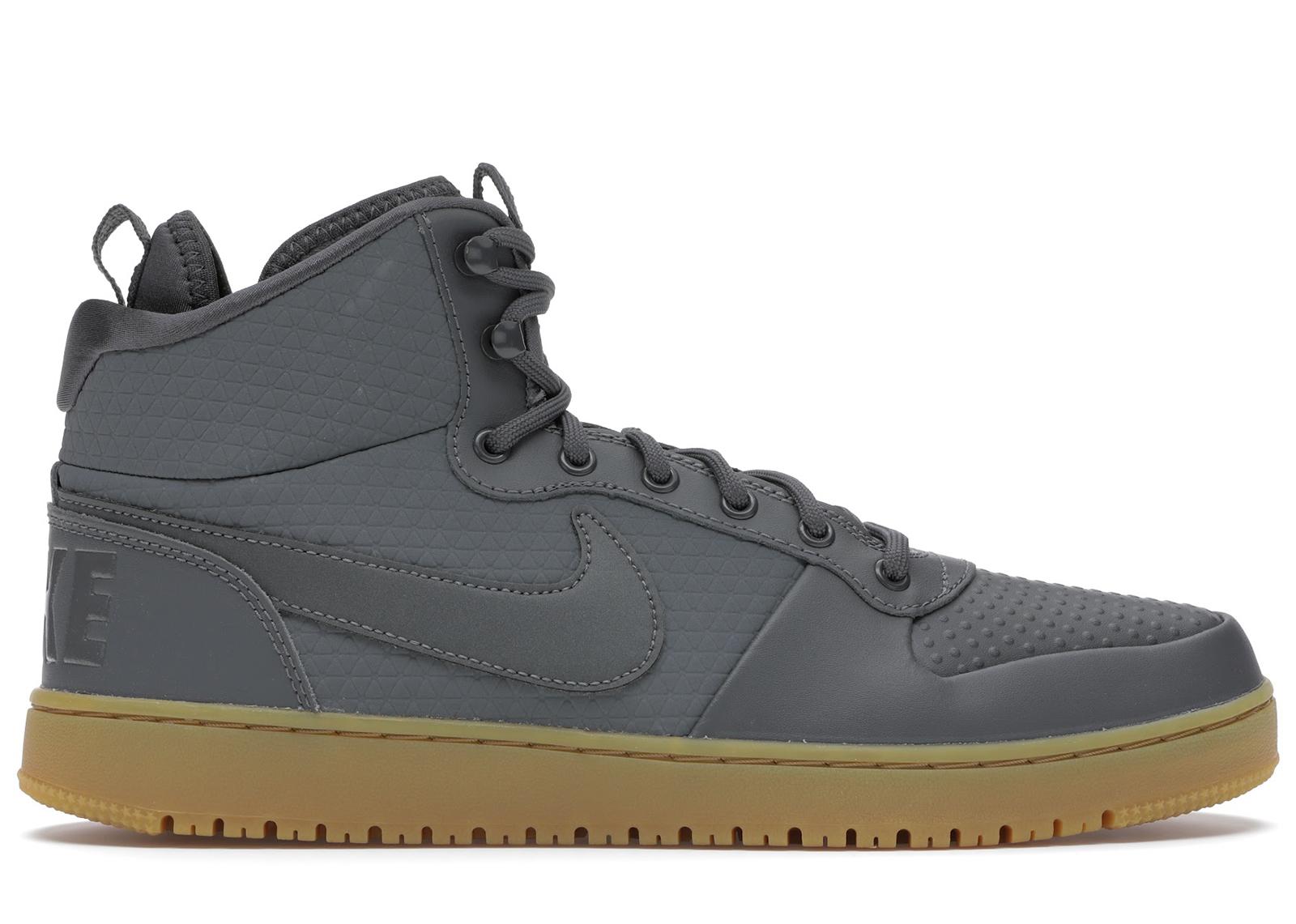 Nike Court Borough Mid Winter Dark Grey