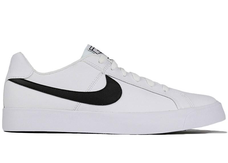Nike Court Royale AC White Black