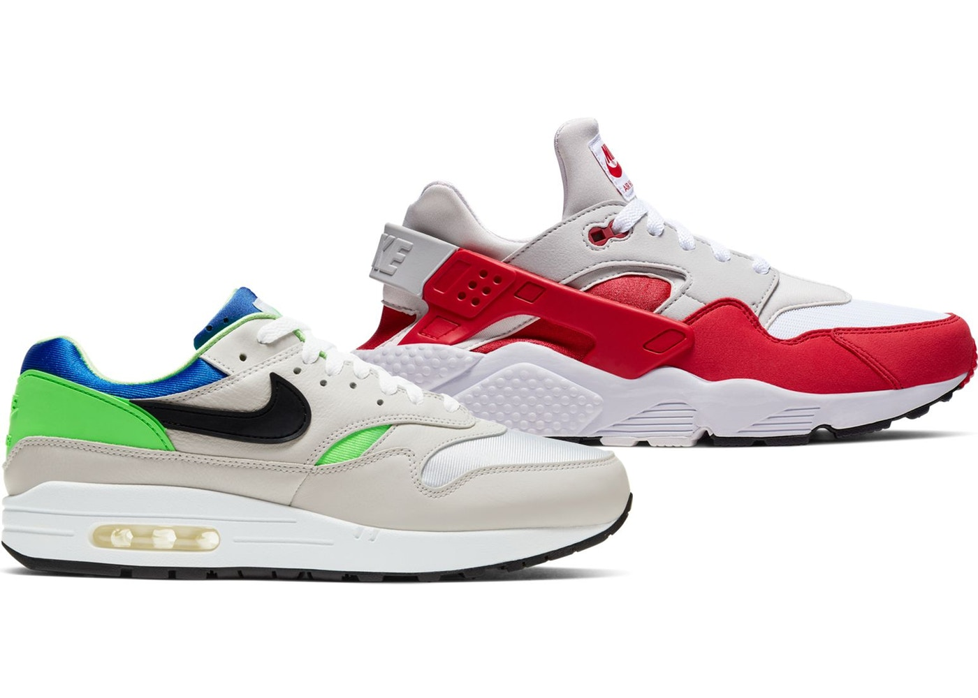 Nike DNA CH.1 Pack Air Max 1 Air Huarache Run