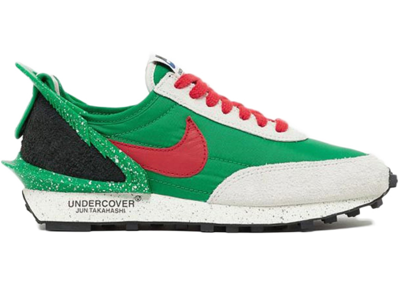 19061464 Nike Daybreak Undercover Lucky Green Red (W) - CJ3295-300